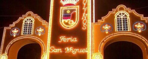 Feria San Miguel en Torremolinos, Costa del Sol