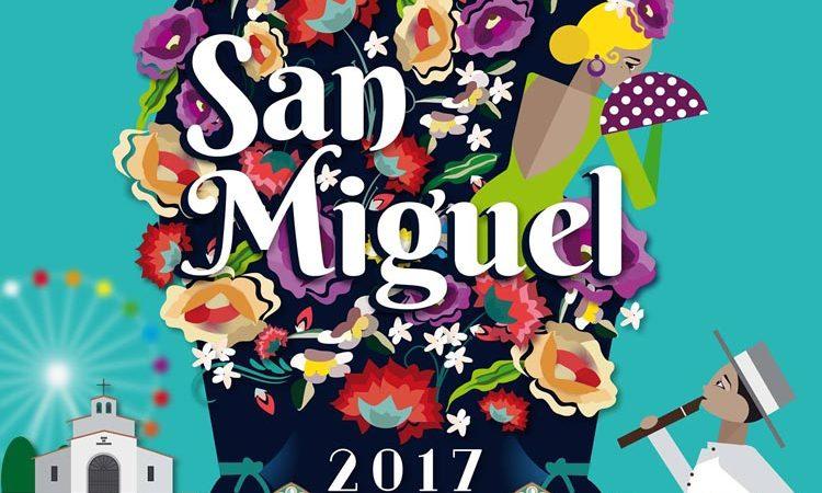 Feria Torremolinos San Miguel y Romeria -Cartel 2017