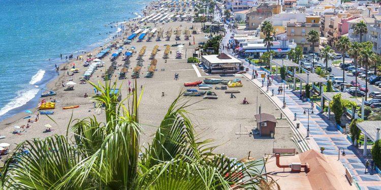 playas vista torremolinos